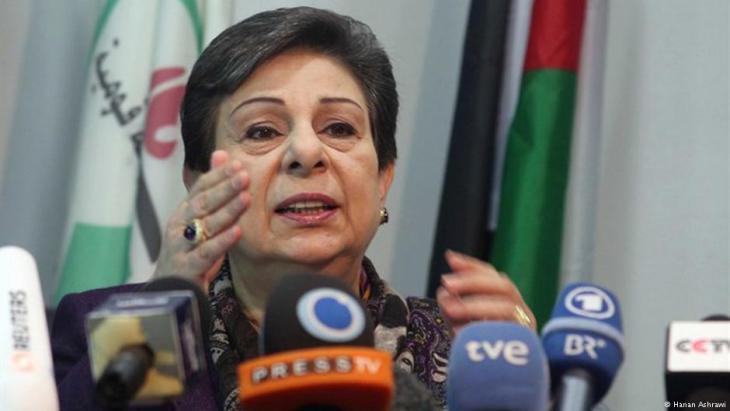 Hanan Ashrawi (photo: Hanan Ashrawi)