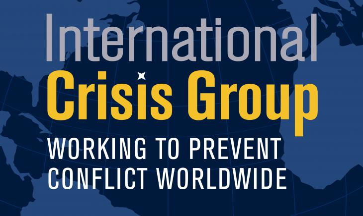 International Crisis Group logo (source: wordpress.com)