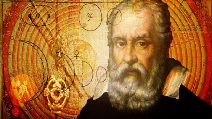 Collage featuring Gallileo Gallilei (source: DW)