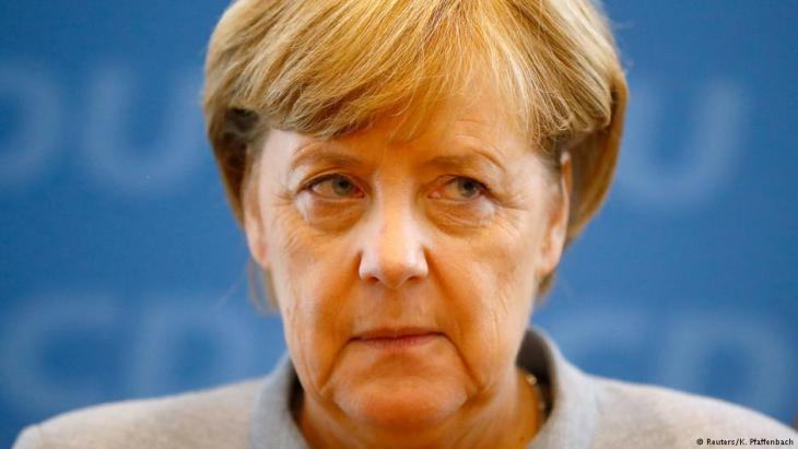 German Chancellor Angela Merkel (photo: Reuters)