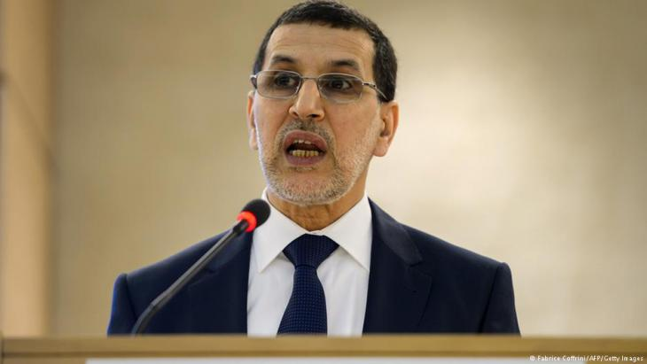Moroccan Prime Minister Saadeddine Othmani (photo: Fabrice Coffrini/AFP/Getty Images)