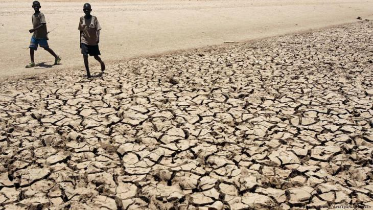 Catastrophic drought conditions in northern Kenya (photo: picture-alliance/dpa)
