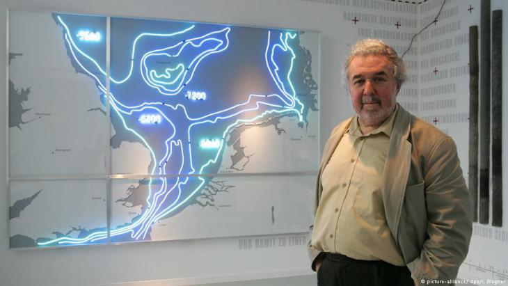 Syrian historian Mamoun Fansa (photo: picture-alliance/dpa)