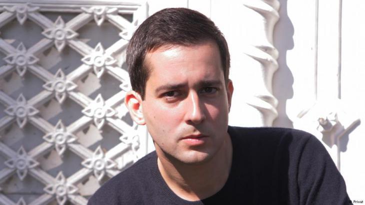 Historian David Motadel (photo: private)