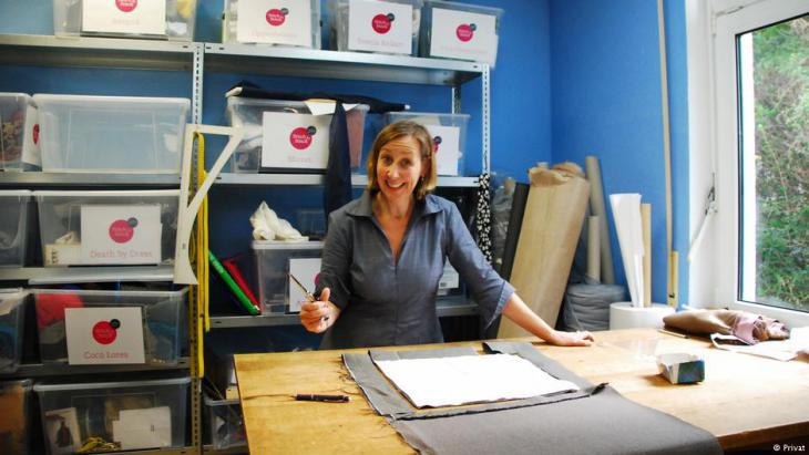 Designer and socially-engaged businesswoman Nicole von Alvensleben (photo: Nicole von Alvensleben)