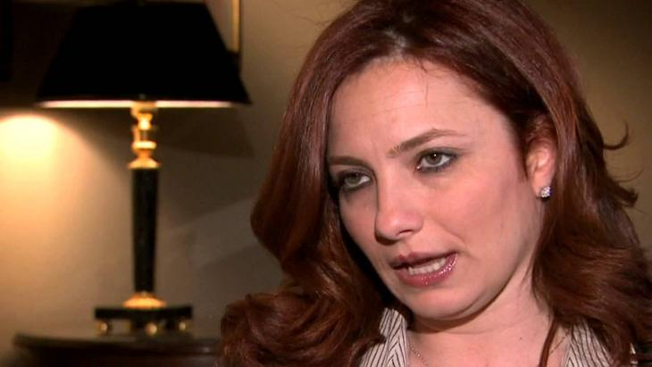 Egyptian lawyer Ragia Omran in interview with Al Jazeera (photo: YouTube)