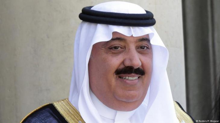 Prince Miteb bin Abdullah (photo: Reuters)