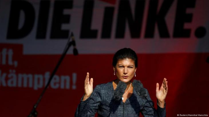 Sahra Wagenknecht (photo: Reuters)