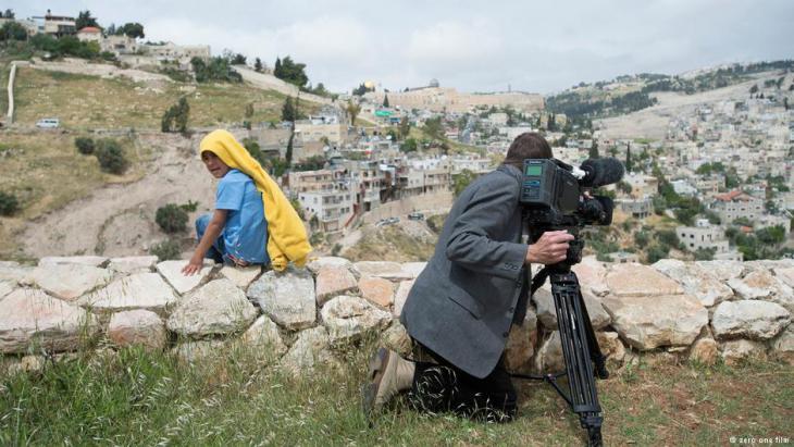 "Still from the film ""24 hours Jerusalem"" (photo: zero one film)"