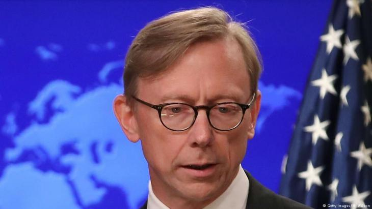 Brian Hook, the U.S. State Departmentʹs Special Envoy to Iran (photo: Getty Images)