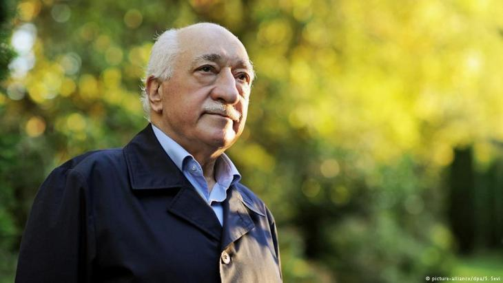 Islamic preacher Fethullah Gulen (photo: picture-alliance/dpa)