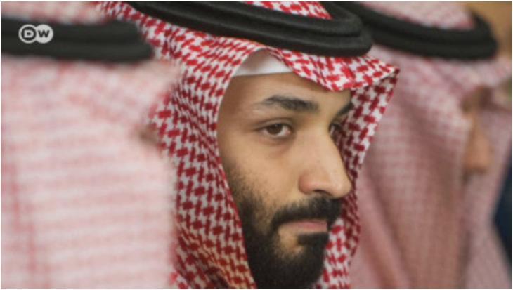 Mohammed bin Salman, Crown Prince of Saudi Arabia (photo: DW)