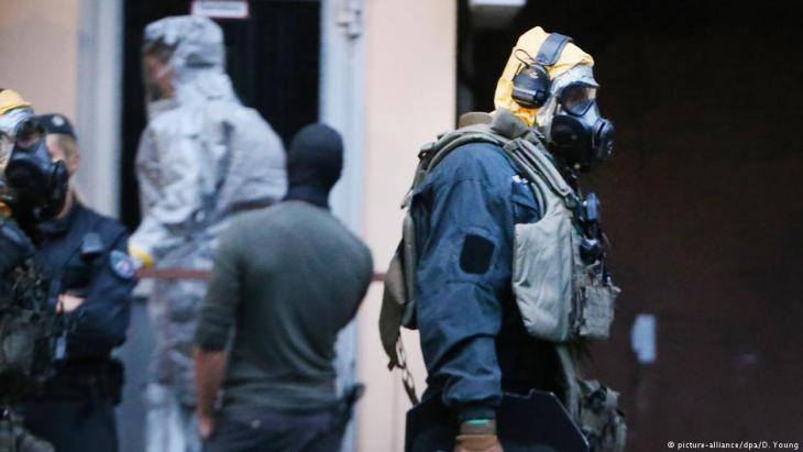 Ricin shock in June 2018: the makings of a biological bomb were discovered in a Cologne high-rise (photo: picture-alliance/dpa)