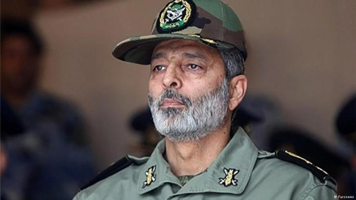Major General Abdolrahim Mousavi (photo: Farsnews)