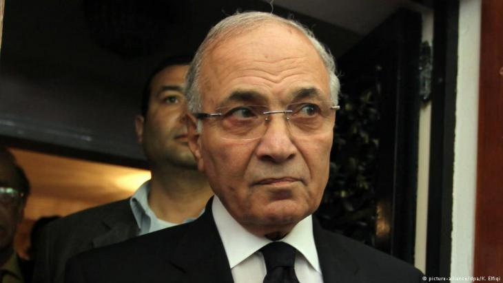 Ahmed Shafiq (photo: dpa/picture-alliance)