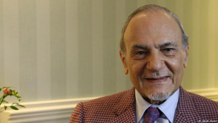 Prince Turki al-Faisal (photo: DW)