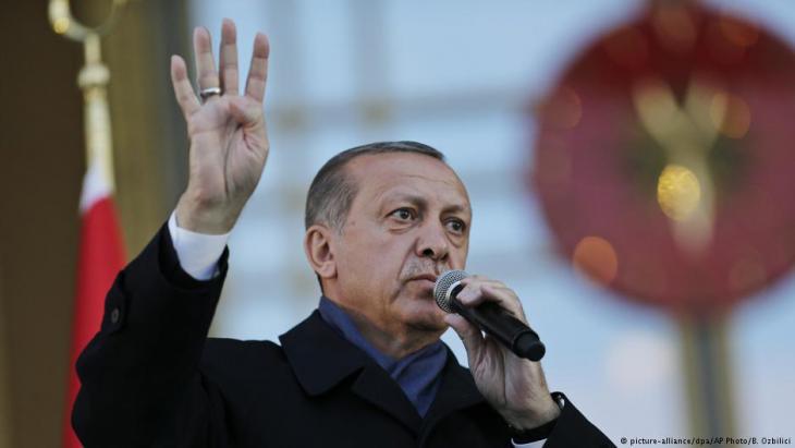 Recep Tayyip Erdogan (photo: picture-alliance/dpa/AP)