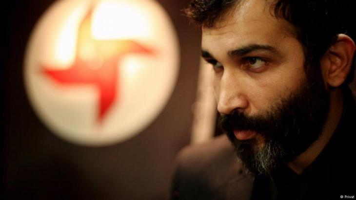 Turkish actor Baris Atay (photo: private)