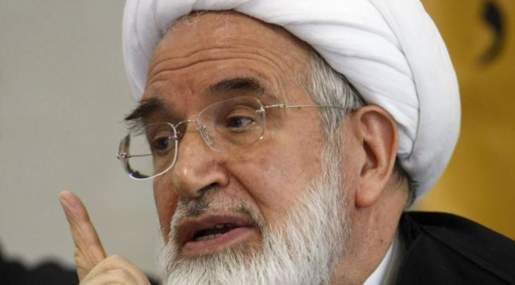 Mehdi Karroubi (photo: AFP)