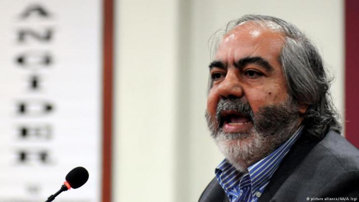 Turkish journalist Mehmet Altan (photo: picture-alliance)