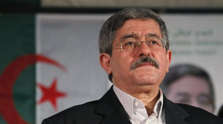 Ahmed Ouyahia, prime minister and chairman of the ruling Rassemblement National Democratique (RND) party (photo: Reuters)