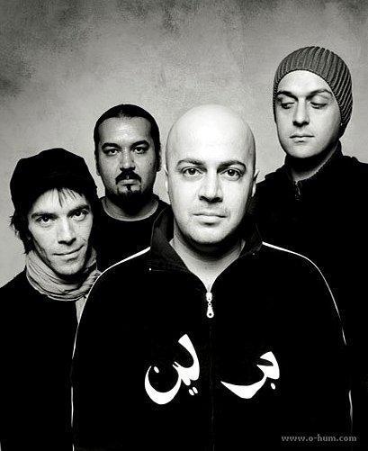 Tehran band O-Hum (source: O-Hum.com)