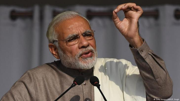 India′s prime minister, Narendra Modi (photo: AFP/Getty Images)