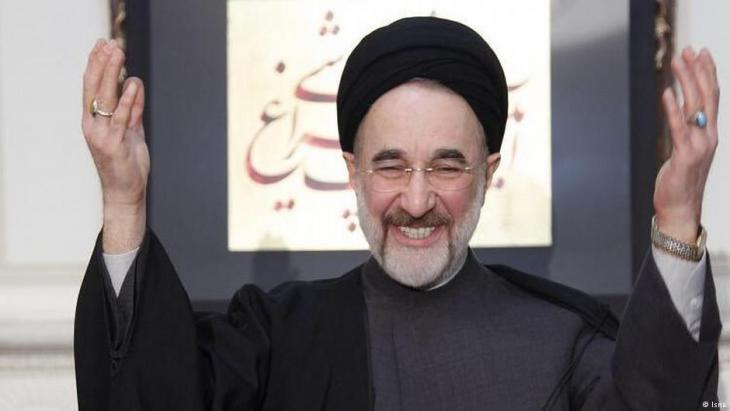 Iran′s former president Mohammad Khatami (photo: ISNA)