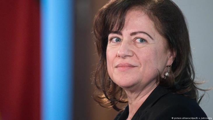 Germany's Human Rights Commissioner Barbel Kofler (photo: picture-alliance/dpa)