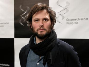 Film director Sebastian Brameshuber (source: Wikimedia Commons)