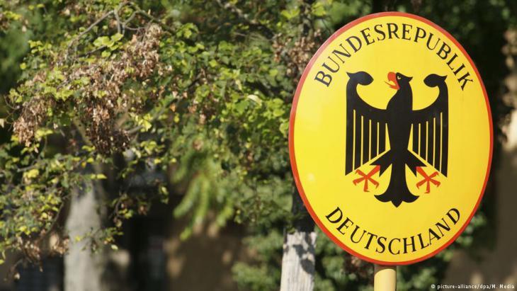 German-Swiss border at Weil am Rhein (photo: dpa/picture-alliance)
