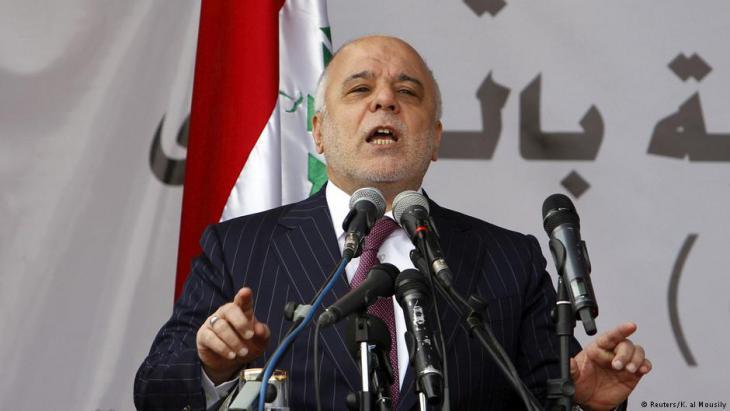 Iraqi Prime Minister Haider al-Abadi (photo: Reuters)