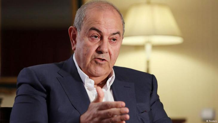 Former Iraqi premier Iyad Allawi (photo: Reuters)