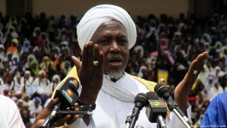 Malian Imam Mahmoud Dicko (photo: Getty Images/AFP/H. Kouyate)