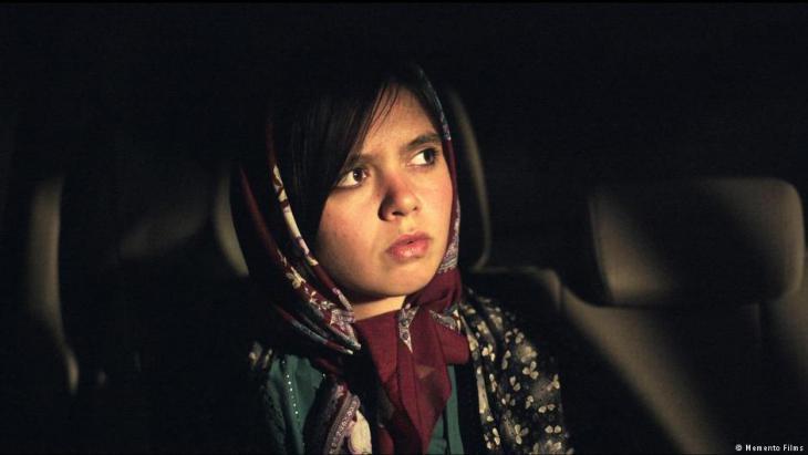 Marziyeh Rezaei dreams of becoming an actress (photo: Memento Films)