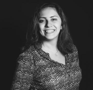 Jordanian journalist Lina Shannak (photo: private)