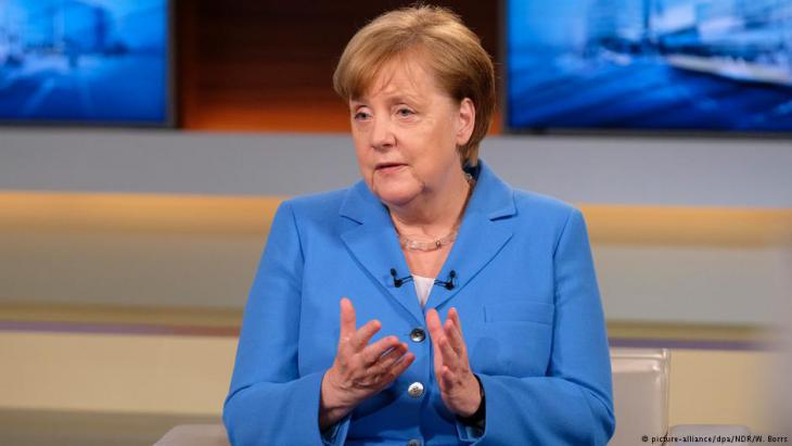 German Chancellor Angela Merkel (photo: picture-alliance/dpa/NDR)