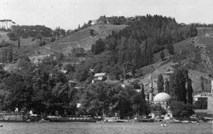 Bebek, these days a suburb of Istanbul, where Schrader taught at the American Robert College (photo: Jochen Schrader)