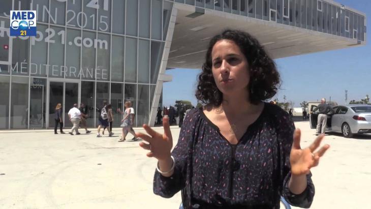 Soraya El Kahlaoui (source: YouTube)