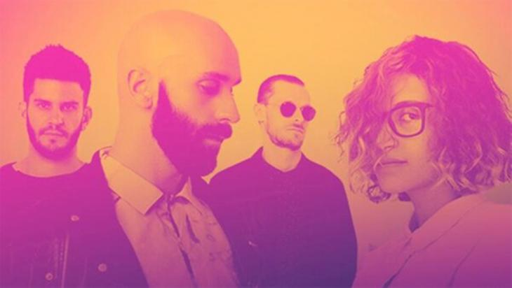 Methal and the X Ambassadors (photo: Spotify)