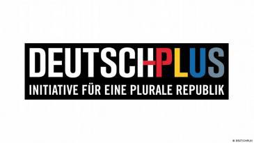 Logo of the initiative Deutsch Plus (source: Deutsch Plus)