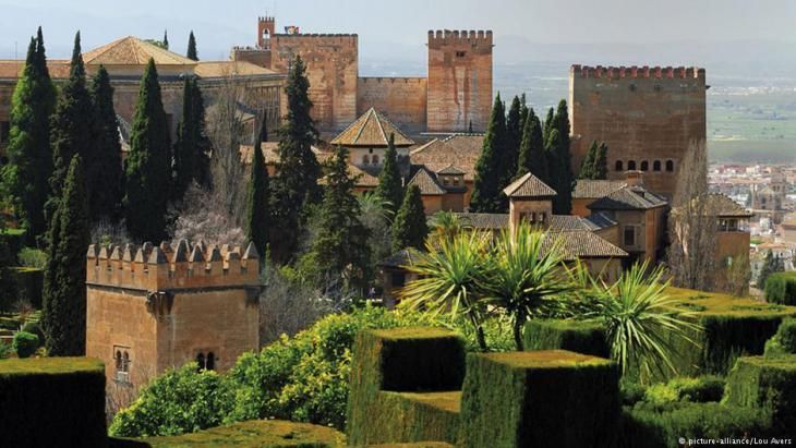 The Alhambra de Granada (photo: picture-alliance/Lou Avers)