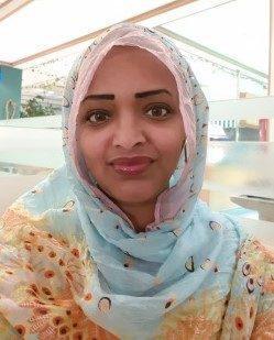 Sudanese author Lubna Isam (photo: Lubna Isam)