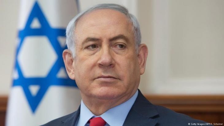 Israeli Prime Minister Benjamin Netanyahu (photo: AFP/Getty Images)
