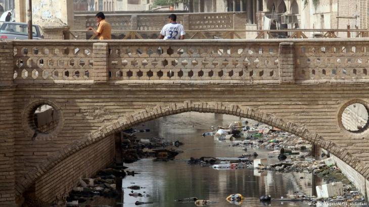 Downtown Basra near the Shatt al-Arab (photo: AFP/Getty Images)