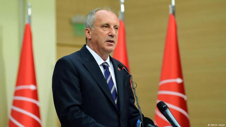 CHP politician Muharrem Ince (photo: DW)