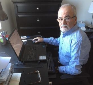 Literary translator Nabil Al Haffar (photo: private)