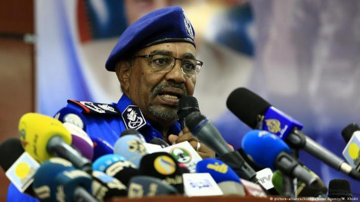 Sudanese President Omar al Bashir (photo: picture-alliance)