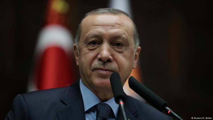 Turkish President Recep Tayyip Erdogan (photo: Reuters)