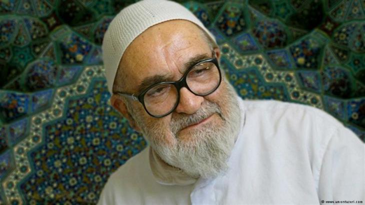 Grand Ayatollah Ali Montazeri (source: amontazeri.com)